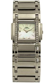 Швейцарские наручные  женские часы Swiss Collection 6037ST-2M. Коллекция Lady
