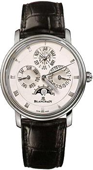 Швейцарские наручные  мужские часы Blancpain 6057-3442-55B