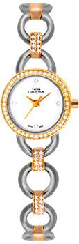 Швейцарские наручные  женские часы Swiss Collection 6094BIR-2M. Коллекция Lady