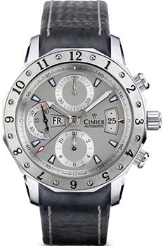 Швейцарские наручные  мужские часы Cimier 6101-SS011E. Коллекция 1961