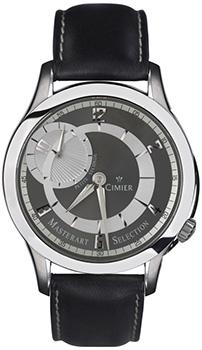 Швейцарские наручные  мужские часы Cimier 6102-SS021. Коллекция 1961