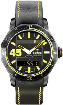 Швейцарские наручные  мужские часы Cimier 6109-BP021. Коллекция 1961