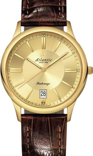 Мужские наручные швейцарские часы в коллекции Seabreeze Atlantic