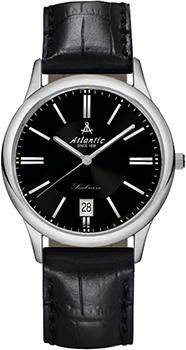 Швейцарские наручные  мужские часы Atlantic 61350.41.61. Коллекция Seabreeze