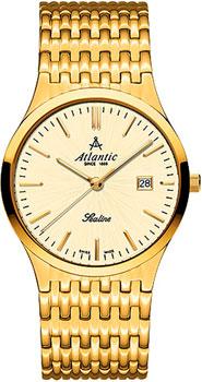 Швейцарские наручные  мужские часы Atlantic 62347.45.31. Коллекция Sealine