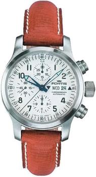 Швейцарские наручные  мужские часы Fortis 635.10.12LF.16. Коллекция B 42 Flieger