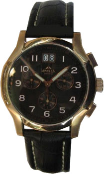 Швейцарские наручные  мужские часы Appella 637-4014. Коллекция Chronograph
