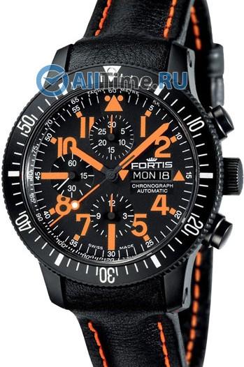 Мужские наручные швейцарские часы в коллекции B-42 Fortis