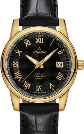 Мужские наручные швейцарские часы в коллекции Seabase Atlantic