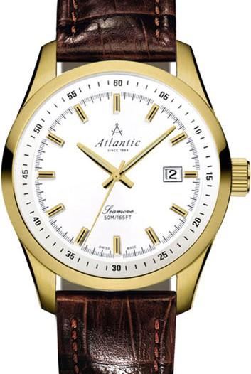 Мужские наручные швейцарские часы в коллекции Seamove Atlantic