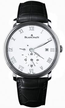 Швейцарские наручные  мужские часы Blancpain 6606-1127-55B