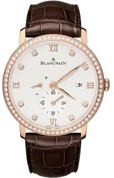 Швейцарские наручные  мужские часы Blancpain 6606-2987-55B