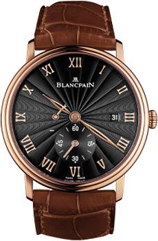 Швейцарские наручные  мужские часы Blancpain 6606-3630-55B