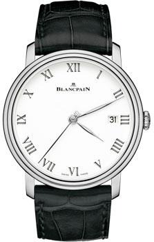 Швейцарские наручные  мужские часы Blancpain 6630-1531-55B