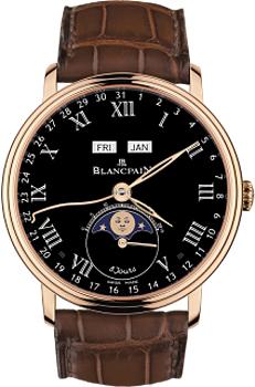 Швейцарские наручные  мужские часы Blancpain 6639-3637-55B