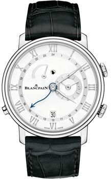 Швейцарские наручные  мужские часы Blancpain 6640-1127-55B
