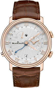 Швейцарские наручные  мужские часы Blancpain 6640-3642-55B