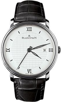 Швейцарские наручные  мужские часы Blancpain 6651-1143-55B
