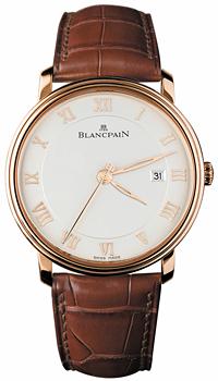 Швейцарские наручные  мужские часы Blancpain 6651-3642-55B