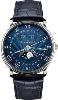 Швейцарские наручные  мужские часы Blancpain 6654-1529-55B