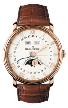 Швейцарские наручные  мужские часы Blancpain 6654-3642-55B