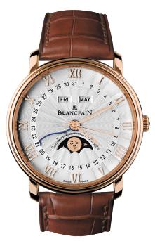 Швейцарские наручные  мужские часы Blancpain 6664-3642-55B