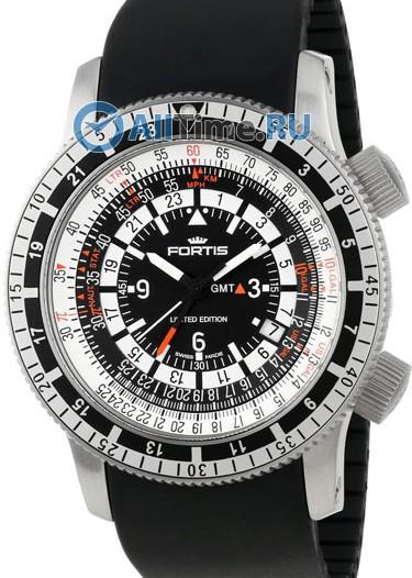Мужские наручные швейцарские часы в коллекции Pilot Fortis