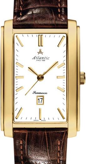 Мужские наручные швейцарские часы в коллекции Seamoon Atlantic