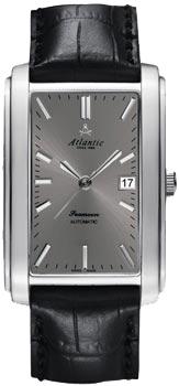 Швейцарские наручные  мужские часы Atlantic 67340.41.41. Коллекция Seamoon