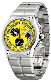 fashion наручные  мужские часы Festina 6737.5. Коллекция Chronograph