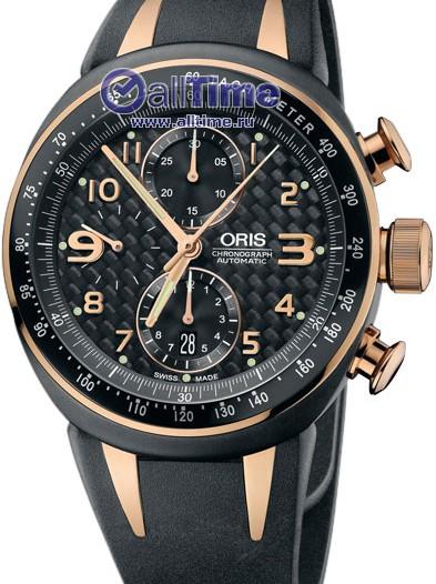 Мужские наручные швейцарские часы в коллекции TT3 Oris