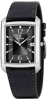 fashion наручные  мужские часы Festina 6748.3. Коллекция Classic