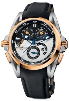 Швейцарские наручные  мужские часы Ulysse Nardin 675-01-4