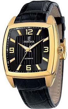 fashion наручные  мужские часы Festina 6754.B. Коллекция Automatic