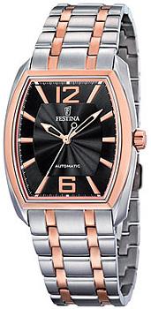 fashion наручные  мужские часы Festina 6756.B. Коллекция Automatic