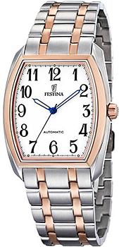 fashion наручные  мужские часы Festina 6756.C. Коллекция Automatic