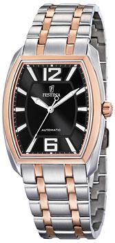 fashion наручные  мужские часы Festina 6756.E. Коллекция Automatic