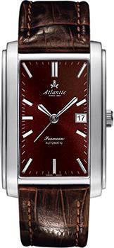 Швейцарские наручные  мужские часы Atlantic 67740.41.81. Коллекция Seamoon