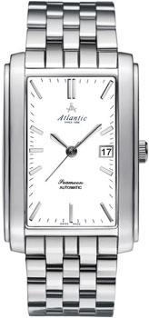 Швейцарские наручные  мужские часы Atlantic 67745.41.11. Коллекция Seamoon