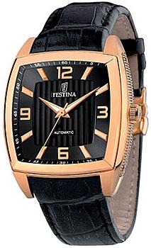 fashion наручные  мужские часы Festina 6799.B. Коллекция Automatic