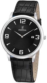 fashion наручные  мужские часы Festina 6806.2. Коллекция Classic