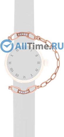 Женские наручные золотые часы в коллекции WillQwill - часы-трансформер Qwill