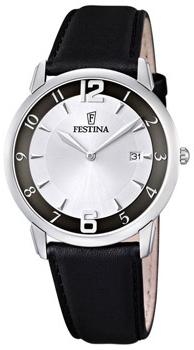 fashion наручные  мужские часы Festina 6813.4. Коллекция Correa Clasico