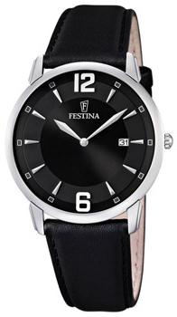 fashion наручные  мужские часы Festina 6813.6. Коллекция Correa Clasico