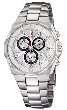 fashion наручные  мужские часы Festina 6818.2. Коллекция Chronograph