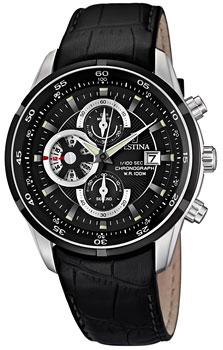 fashion наручные  мужские часы Festina 6821.3. Коллекция Chronograph