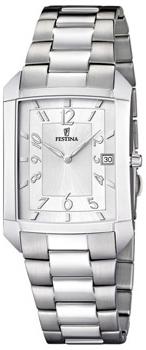 fashion наручные  мужские часы Festina 6824.1. Коллекция Acero Moda