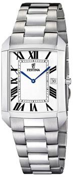 fashion наручные  мужские часы Festina 6824.4. Коллекция Acero Moda