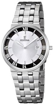 fashion наручные  мужские часы Festina 6825.2. Коллекция Acero Moda