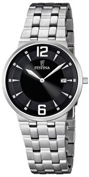 fashion наручные  мужские часы Festina 6825.3. Коллекция Acero Moda